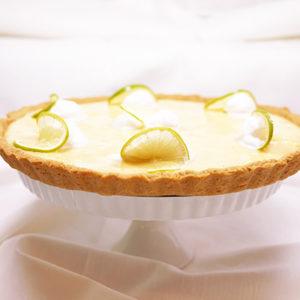 Key-Lime-Pie  - Koch-Rezepte Elke Eisner Steinzeitköchin Paleo