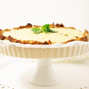 Paleo-Cheesecake  - Koch-Rezepte Elke Eisner Steinzeitköchin Paleo