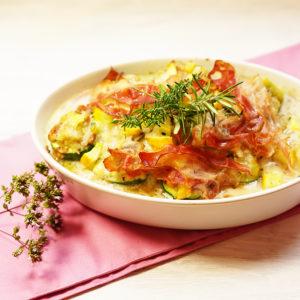 """Gefüllte Zucchini """"Paleo-Style""""  - Koch-Rezepte Elke Eisner Steinzeitköchin Paleo"""