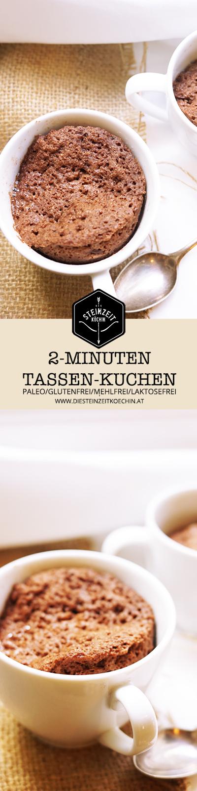 2 minuten tassenkuchen zuckerfrei ohne mehl nur wenige. Black Bedroom Furniture Sets. Home Design Ideas