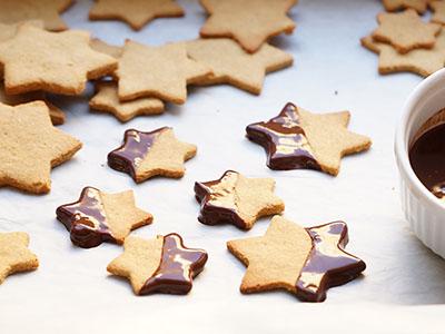 Paleo-Weihnachtskekse