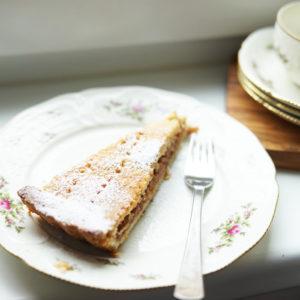 Gedeckter Apfelkuchen  - Koch-Rezepte Elke Eisner Steinzeitköchin Paleo