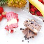 gesundes, zuckerfreies Eis, ohne Laktose, ohne Milchprodukte, veganes Eis, schnelles Eisrezept, kalorienarm, schnell zubereitet auch zum Abnehmen. gesunder Nachtisch, gesundes Eis für Kinder, mit wenigen Kalorien