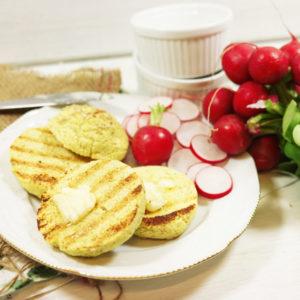 5-Minuten Frühstücksgebäck, ganz ohne Mehl und ohne Getreide