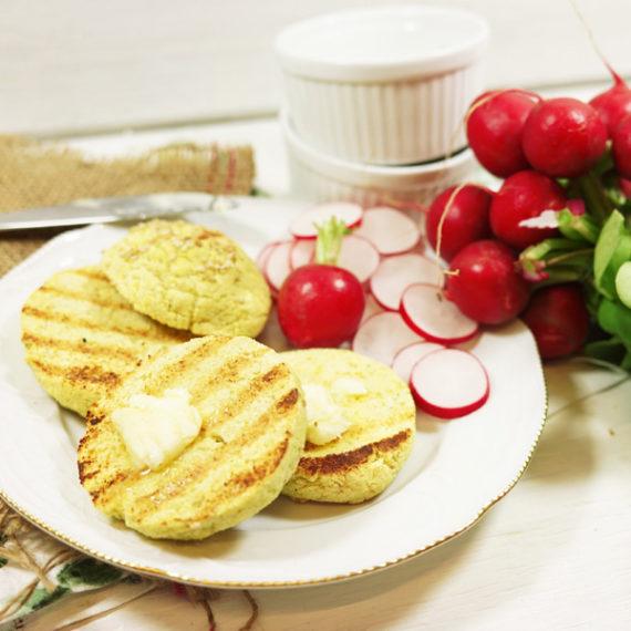 5-Minuten Frühstücksgebäck, ganz ohne Mehl und ohne Getreide - Koch-Rezepte Elke Eisner Steinzeitköchin Paleo