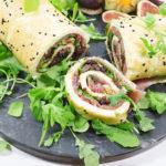 Paleo-Snack, gesunder Snack, ohne Mehl, ohne Getreide, ohne Kohlenhydrate, kohlenhydratarmer Snack, schnell zubereitet gesund und lecker, gesunde Jause, gesundes Abendessen, gesundes Frühstück